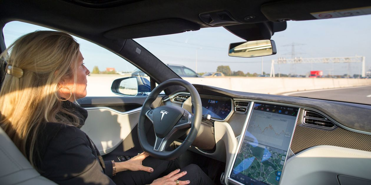 安全组织希望FTC特斯拉自动驾驶系统的状态调查及其营销工作