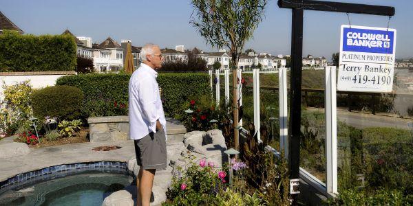 高价格对南加州房地产市场的影响很大