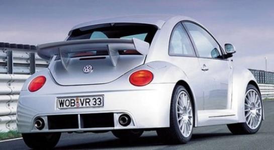 这款增压320马力的大众新甲壳虫RSI将震撼高尔夫R车主