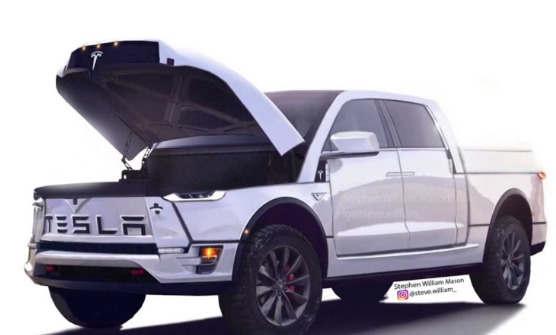 特斯拉皮卡车亮点和细节加上新卡车的覆盖范围