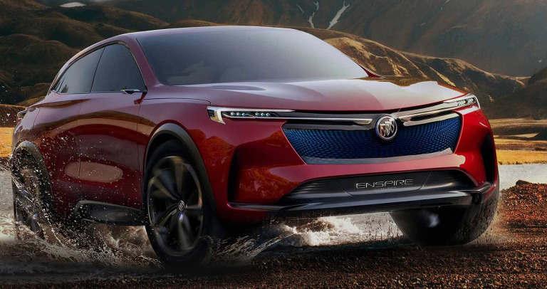 新的别克Coupe-Crossover据称已被清除生产