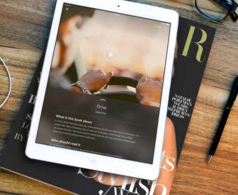 Blinkist的精简电子书订阅服务免费增值