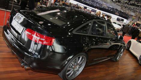 基于奥迪RS6的Sportec RS700在日内瓦上市