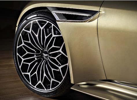 阿斯顿马丁星展银行Superleggera SE纪念詹姆斯邦德心爱车辆诞生50周年