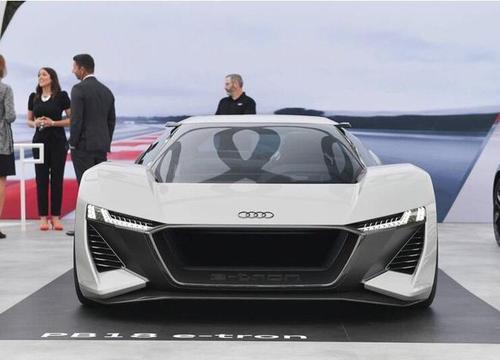 奥迪PB18 e-tron确认未来的电动车并非都无聊