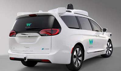 谷歌启动新的无人驾驶汽车项目 完全是克莱斯勒100的小型货车