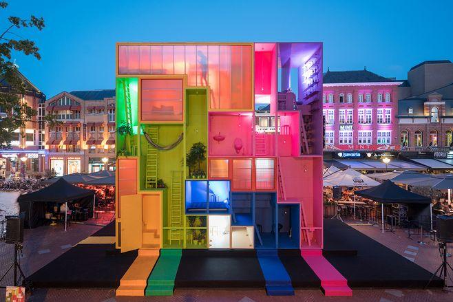 荷兰设计周的绿色痴迷范·斯特凡诺·博埃里·阿奇蒂蒂