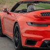 2021年保时捷911TurboS获得了新的航空套件