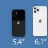苹果新机被命名为iPhone12 mini 随后苹果将推出6. 7 和 5.4 英寸的机型