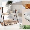 借助世纪中叶的新户外家具让您的家在夏季做好准备