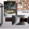 这3种家居装饰品将工业感带入您的家中