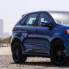随着世界对SUV的狂热我们看到2020年福特Edge ST的出现只是时间问题