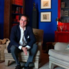 克里斯托弗玛雅是纽约市最佳室内设计师之一