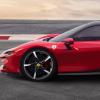 法拉利引入首款插电式混合动力车SF90 Stradale