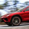 兰博基尼Urus SUV中的混合动力发动机
