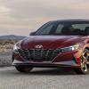 现代汽车推出混合动力版的新一代伊兰特