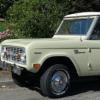这款四门三排老式Bronco可以让您和所有朋友入座