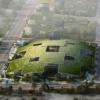 BIG通过波浪形的绿色屋顶展示了总公司集团重庆总部的创新园区设计