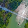 UAD在中国建成世界上最长的悬索桥