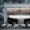 CAA Architects在北京餐厅内部创建了花朵般的双层露台