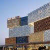 KPF的赌场酒店度假区由堆积如珠宝的盒子组成