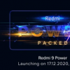 小米揭示了其Redmi9 Power的重大秘密