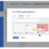 Google推出了免费工具可将Docs和Drive集成到任何LMS中