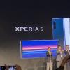 索尼在上海召开新品发布会 全新旗舰产品索尼Xperia5正式发布
